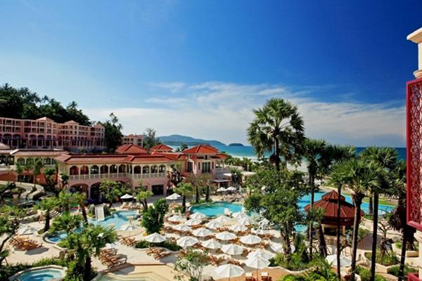 แนะนำโรงแรมที่ดีที่สุดในจังหวัดภูเก็ต